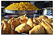 delhi street food - find recipe online in delhi